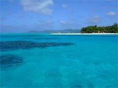 マニャガハ島(サイパン)
