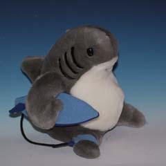 サメ・ぬいぐるみ