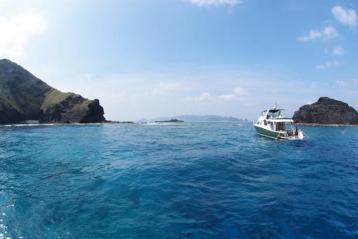 ツインロック(黒島)