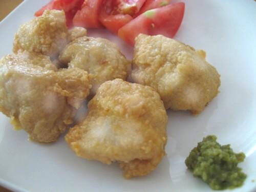 低カロリーで満足できる鶏の唐揚げ