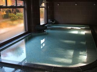 研修所の風呂