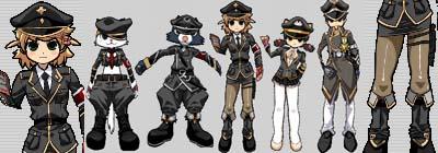 パピルスの軍服