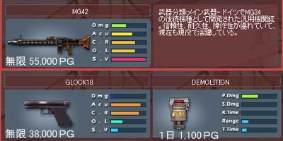 4/28日武器