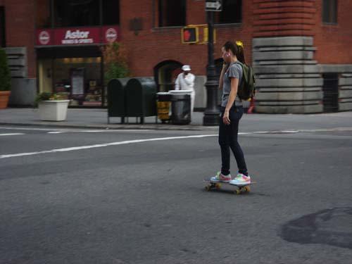 Skate girl