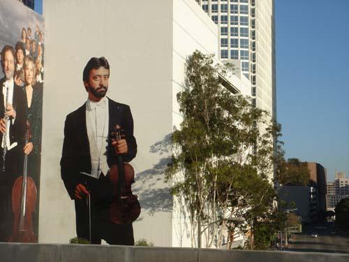 LA wall art