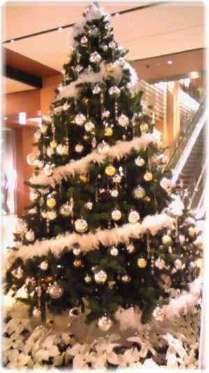 クリスマスツリーby,ミッドタウン
