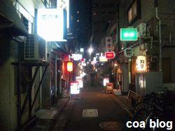 歌舞伎町裏