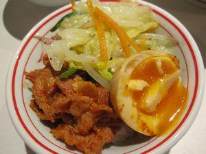 タンメン丼