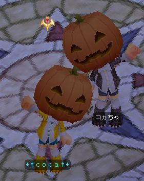 ハロウィンイベント2