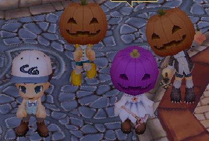 ハロウィンイベント3