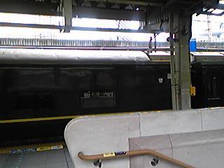 大阪にて電車w