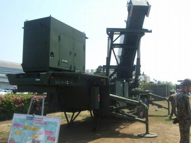 ペトリオット装備s-写真2009-4-29日  自衛隊高射学校 004