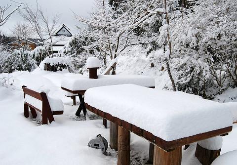 雪の造形1