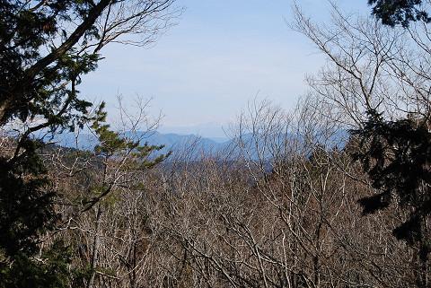 富士山が見えるという