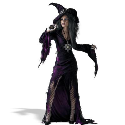 魔女の衣装・ドレス