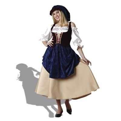中世の衣装