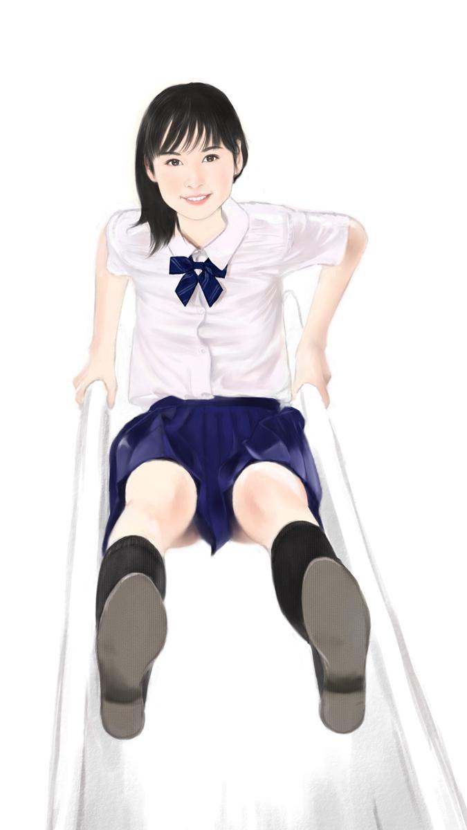 岡崎歩美ちゃん