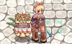 花カート!