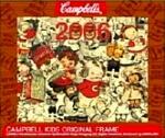 2006キャンベル卓上カレンダー