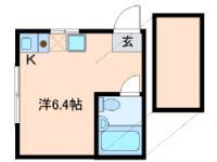 ライフピア笹塚206号室