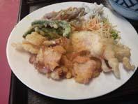 麺ごころ-総菜皿
