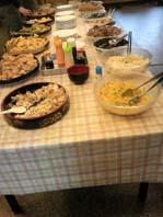 麺ごころ-テーブル