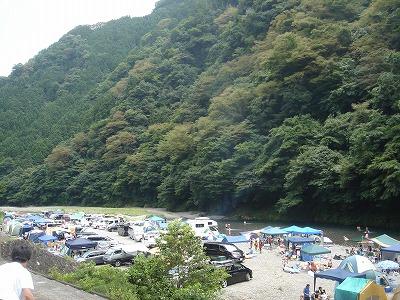和歌山県 久野原キャンプ場【H27/3現在閉鎖中】 の写真g21718