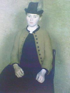 イーダ・イステルズの肖像