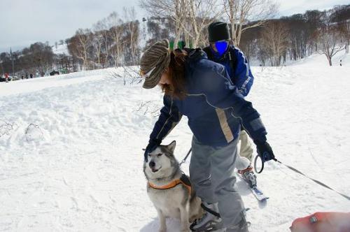 ♪スキー天国へ~♪11