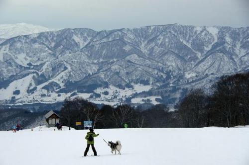 スキー天国へ~♪16