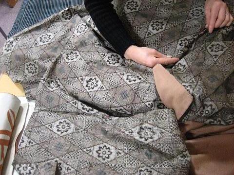 お祖母ちゃんの着物5