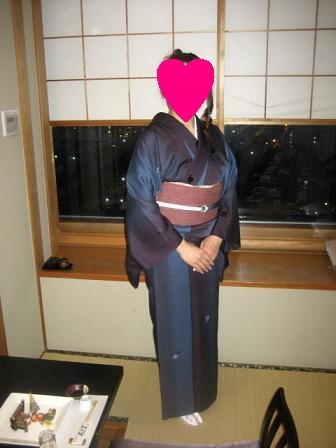 お着物ウィークDay6