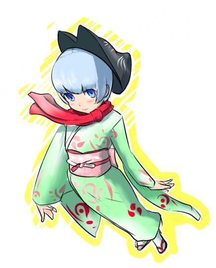 武装神姫 フブキ