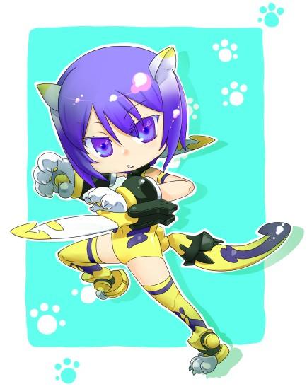武装神姫 パーティオ