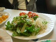 季節野菜と寒天の美味ソース和え ボンレスハム入り
