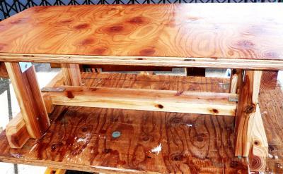 背低作業テーブル2