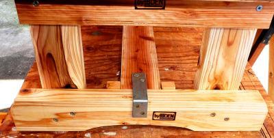 低床作業台補強桟2