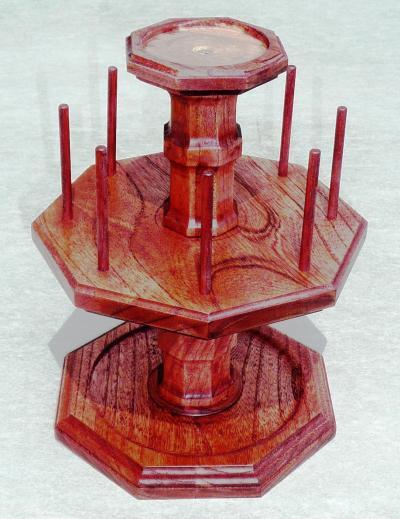 糸巻きボビンホルダー