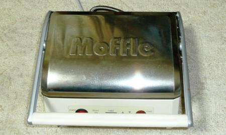 モッフル焼器