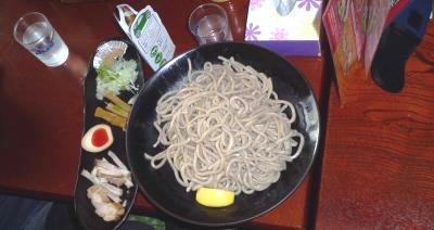 つけ麺極太麺B