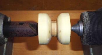 旋盤加工3