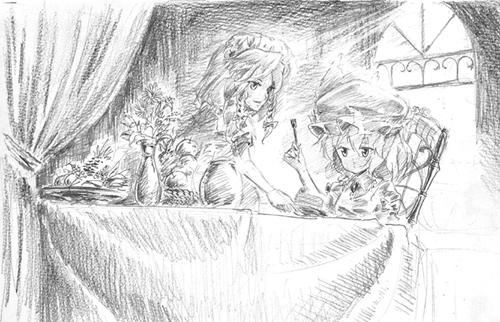 スカーレット家の食卓