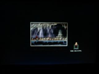 RUINS EXロード画面