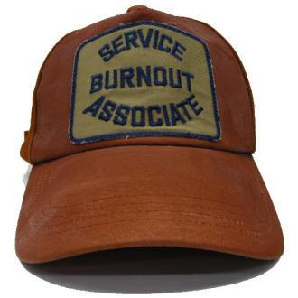 burnout cap