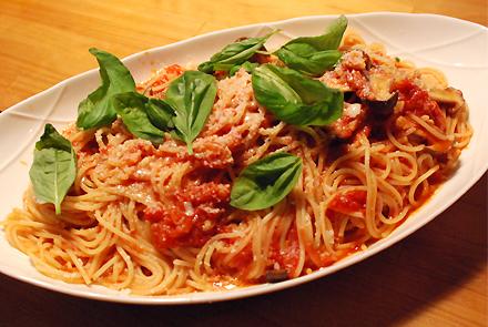 トマトのパスタ_1