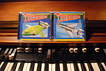 Thunderbird CD