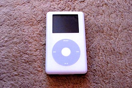 iPod Photo故障