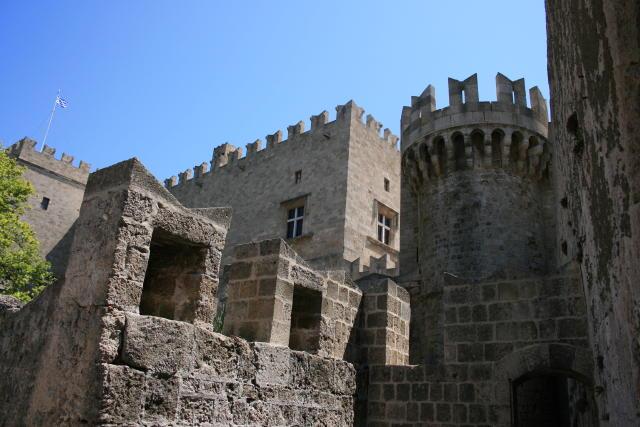 騎士団のお城1