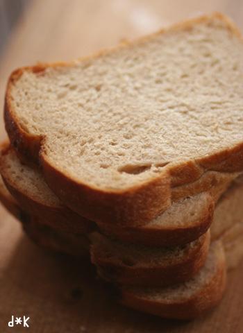 沖縄黒糖の食パン