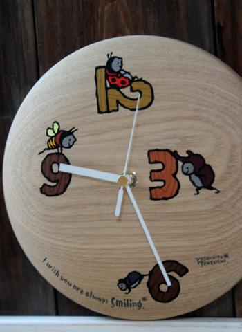 武ちゃん時計
